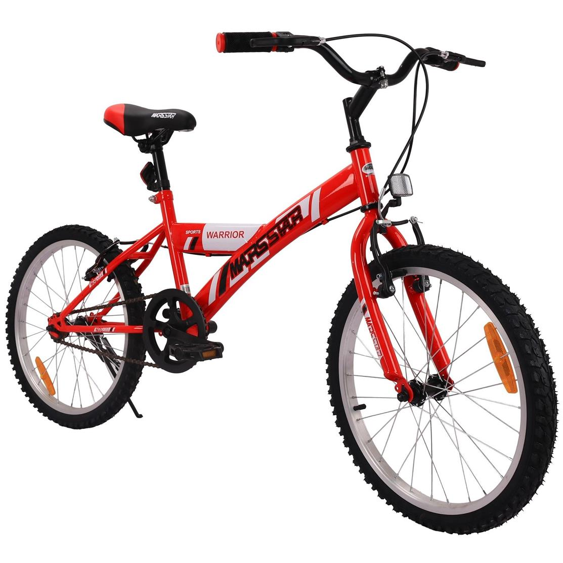 "MARSSTAR 20"" Alloy Rim Bicycle 2001 WARRIOR (New Red)"