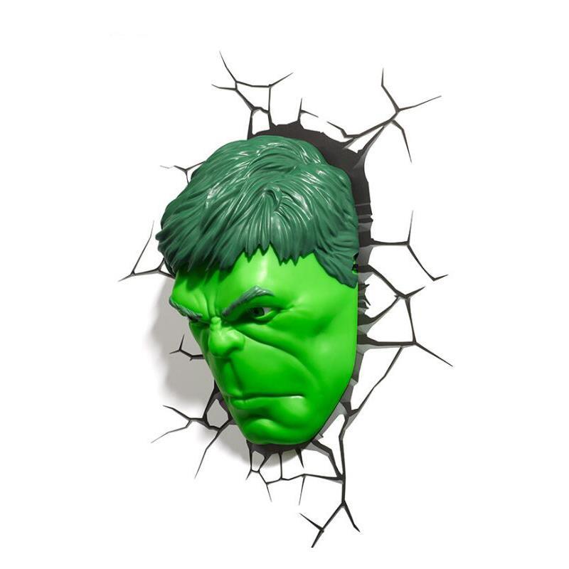 Marvel Avengers Hulk Head 3d Deco Wa End 3272019 555 Pm