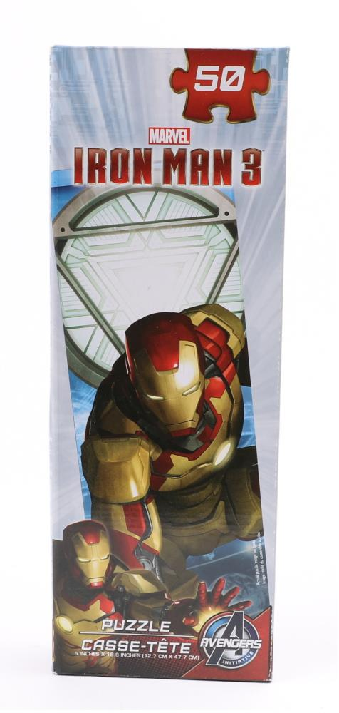 Marvel's ironman 3 jigsaw puzzle with 50 pieces