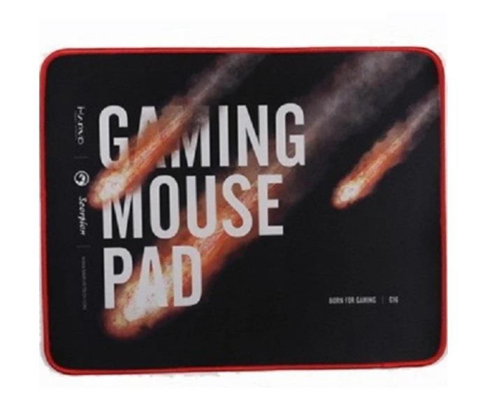 Marvo G16 Gaming Mouse Pad Textile Rubber Base (440*350*4 mm) Mousepad
