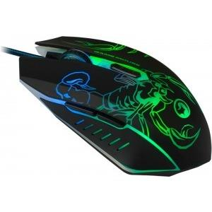 Marvo M316 Optical Gaming Mouse (2400 dpi,6 buttons,5 million click)