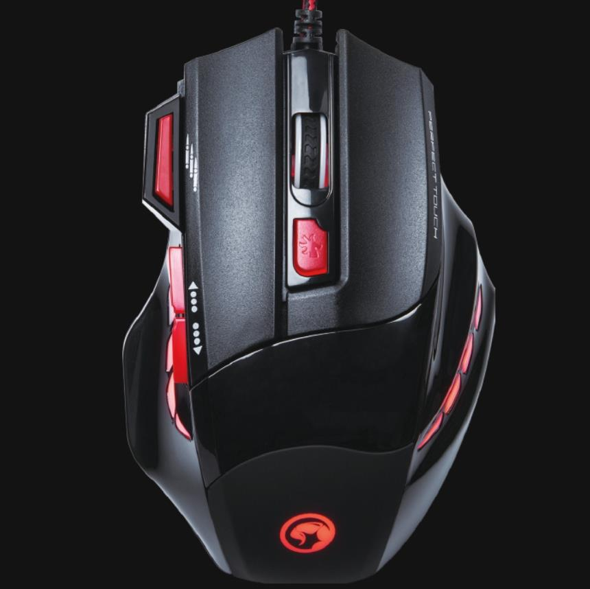 MARVO SCORPION MOUSE & MOUSEPAD GAMING COMBO M315+G1