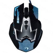 MARVO WIRED LASER USB GAMING SCORPION MAURUS MOUSE (M418)