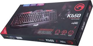 MARVO WIRED USB SCORPION ORDER KEYBOARD (K650)