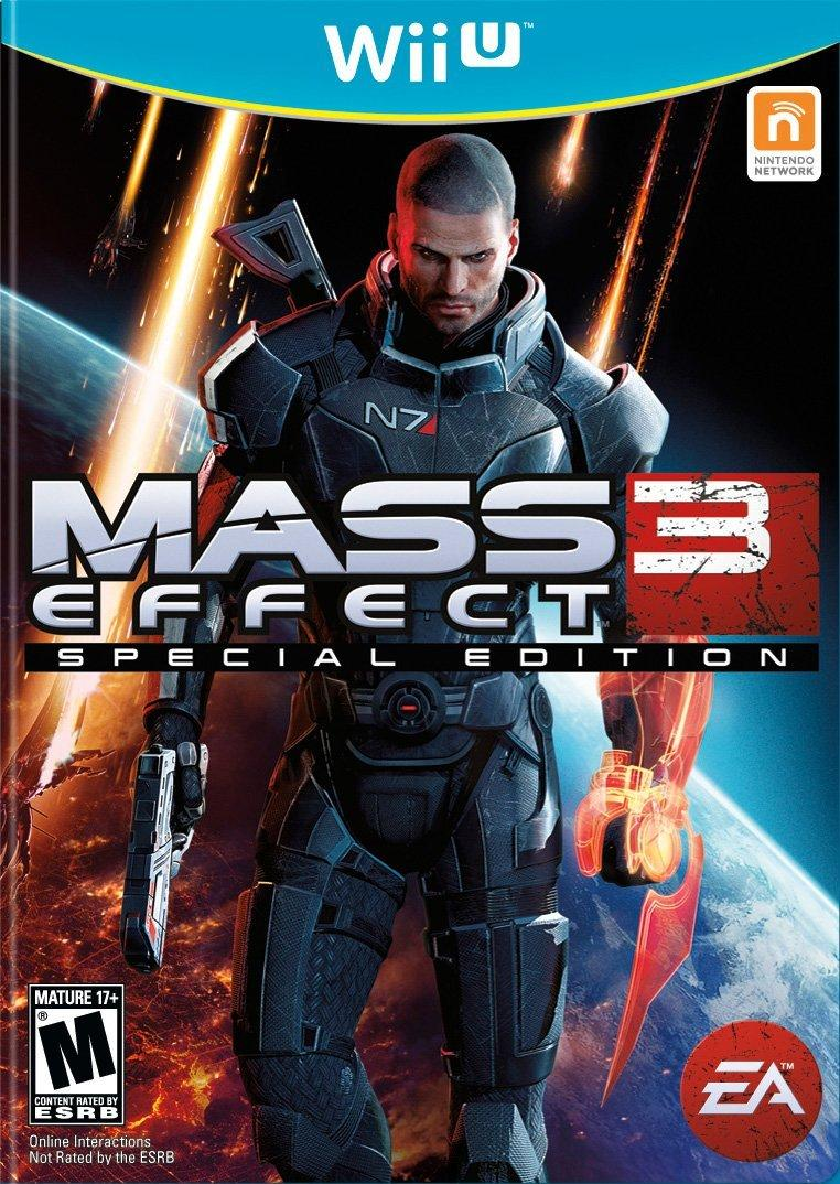 Mass Effect Wii U Special Edition