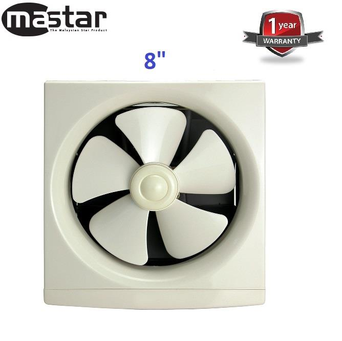 Mastar KHGI-20B 8' Square Exhaust Fan-1 Year WRTY