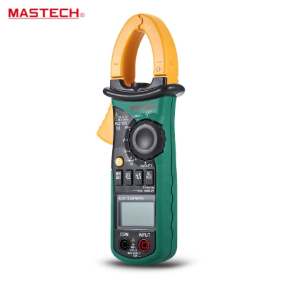 MASTECH MS2108A AC DC Digital Clamp Meter Multimeter