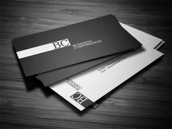 MATT LAMINATION NAME CARD / BUSINESS CARD PRINTING ( FREE DTP SERVICE)