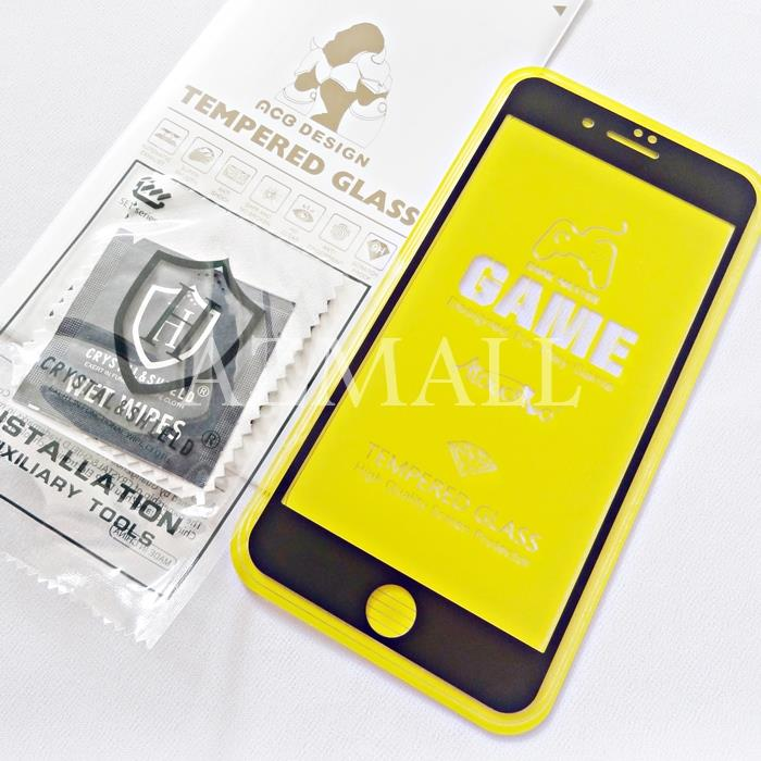 (Matte) ATB Full Cover Gaming Tempered Glass Apple iPhone 8+ 7+ Plus