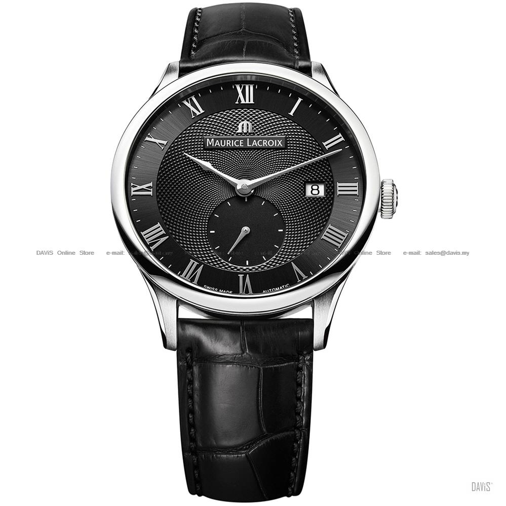 MAURICE LACROIX MP6907-SS001-310 Masterpiece SmallSecond *Clearance