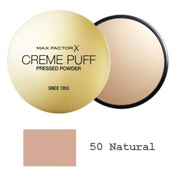 Rørig Max Factor Creme Puff Compact Powde (end 11/24/2018 1:15 AM) OE-51