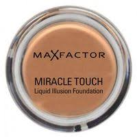 Max Factor Miracle Touch Liquid Illusion Foundation #65 Rose-Beige