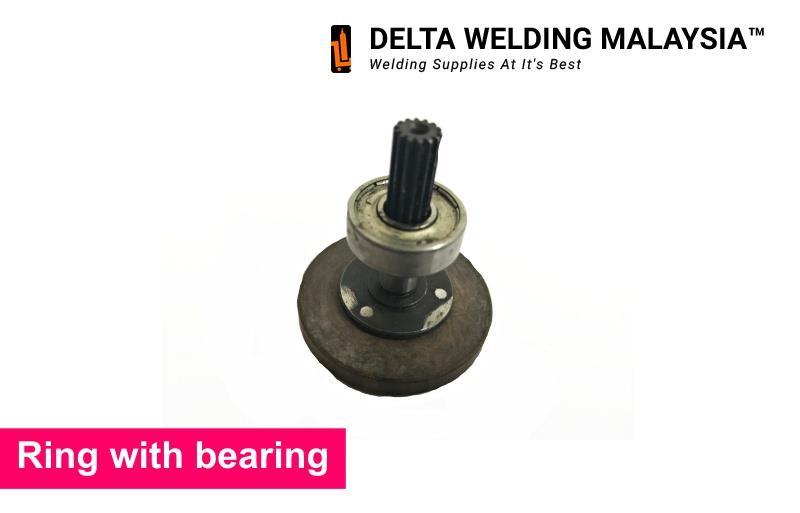 MAX II ring with bearing Malaysia ( for double torch cutting )