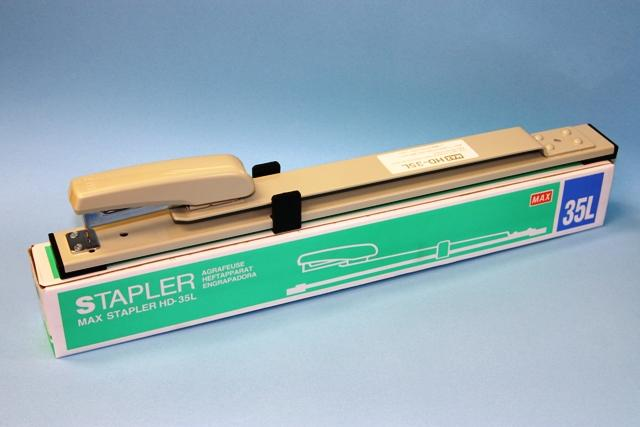 MAX STAPLER HD-35L LONG ARM