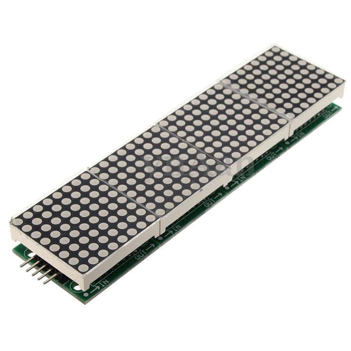 max7219 dot led matrix module kit fo  end 1  9  2018 10 15 am