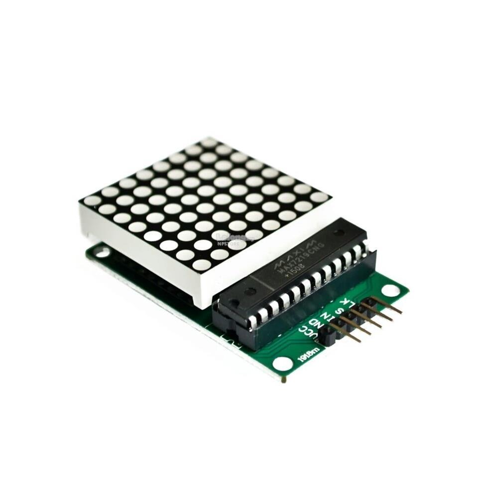 Max dot led matrix module kit end pm