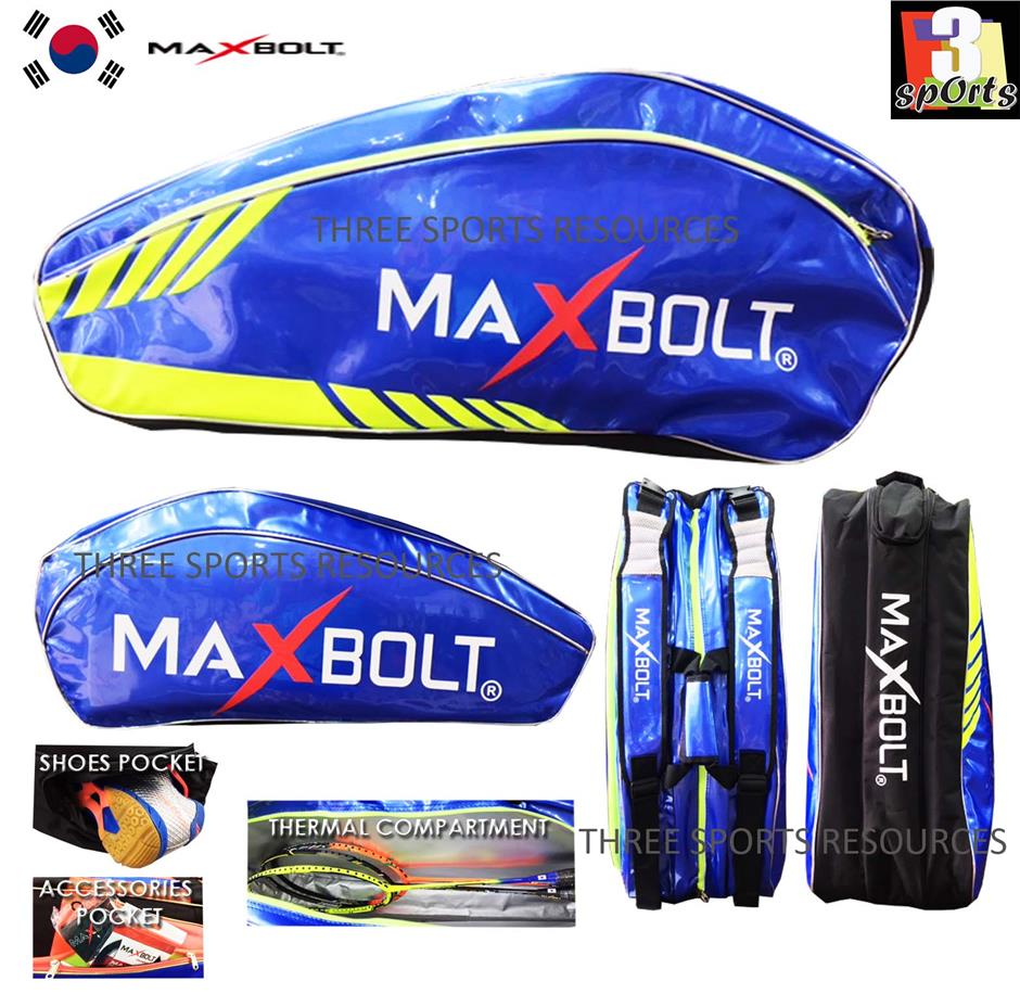 MAXBOLT YH9001 3-COMPARTMENT THERMAL BAG