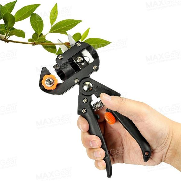 MAXGEAR Garden Scissor Grafting Cutting Tree Pruning Shears Tools