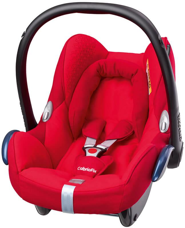maxi cosi cabriofix origami red 201 end 10 8 2016 12 19 pm. Black Bedroom Furniture Sets. Home Design Ideas