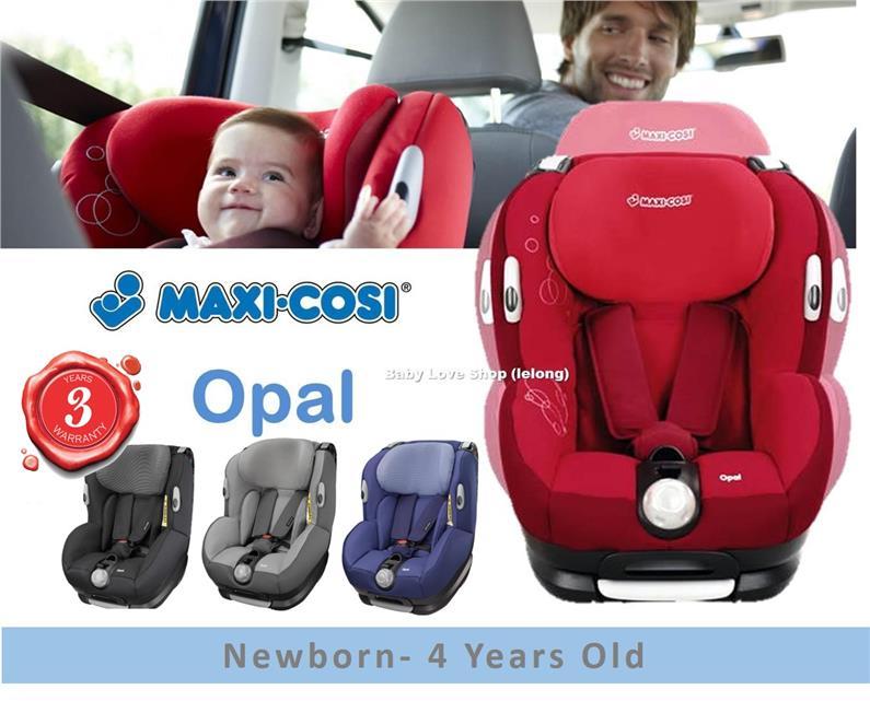 Maxi Cosi Opal High Comfort Combinati (end