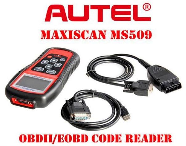 MaxiScan MS509 OBD2 Scanner Code Reader BMW,BENZ,HONDA