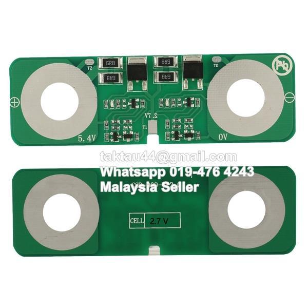 MAXWELL 650F 1200F 1500F 2000F 2 7V Ultracapacitor Balancing Board