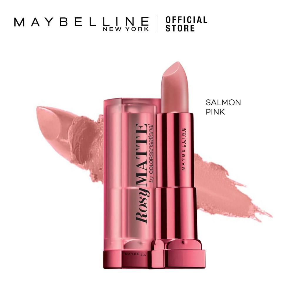 Maybelline Color Sensational Matte Lipstick - Creamy/Rosy