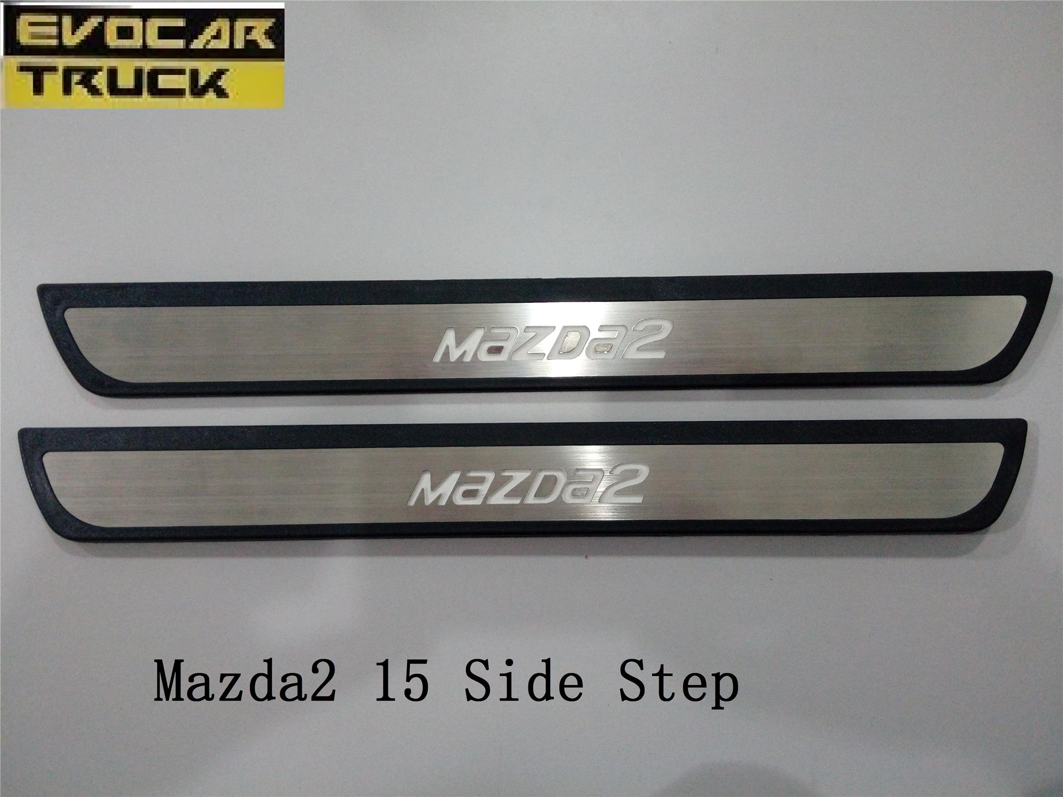 MAZDA 2 LED DOOR SIDE STEP