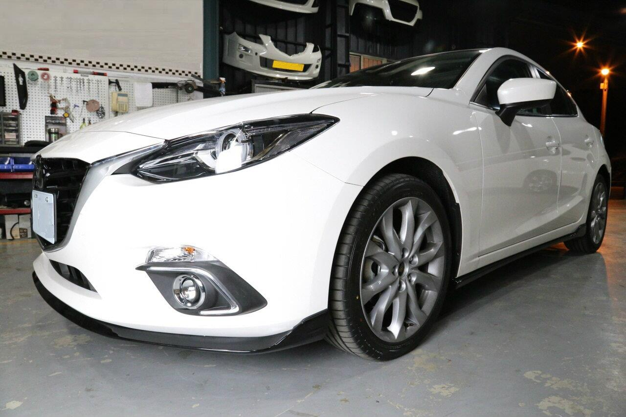 Mazda 3 Hatchback 2015 Ta Design Bod End 5 20 2018 6 35 Pm