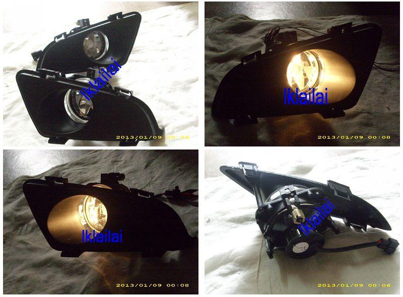 MAZDA 6 Fog Lamp + Cover + Wiring + Switch