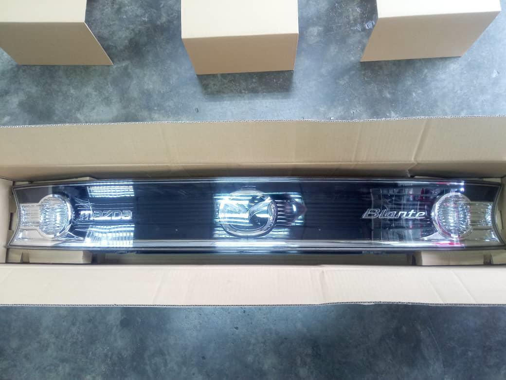 Mazda Biante Rear Door Garnish Pane End 11 28 2020 2 15 Pm