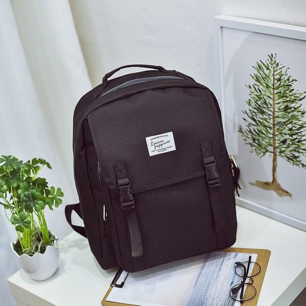 f8dc6730f60d  MB 013  Unisex Backpack Korean Style Bag Men Women Fashion Stylish School  Bag. ‹ ›