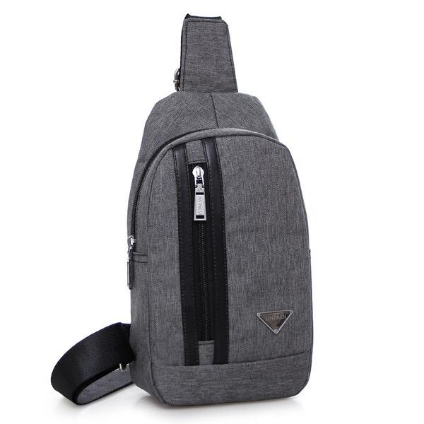 765aee60682f  MB 027  Unisex Sling Shoulder Bag Men Women Bags Korean Style Casual  Street. ‹ ›