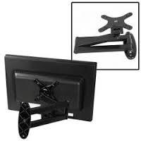 MB W-100 Full Motion Flat Panel Display Cantilever Wall Mount