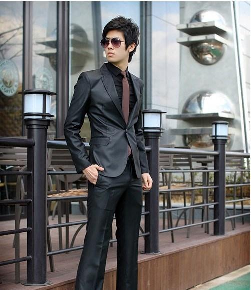 Mb14 Korean Style Casual Slim Fit Men End 7 7 2018 4 14 Pm