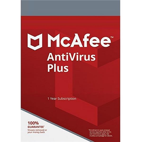 Mcafee Antivirus Internet Total Protection LiveSafe Security 2019 PC