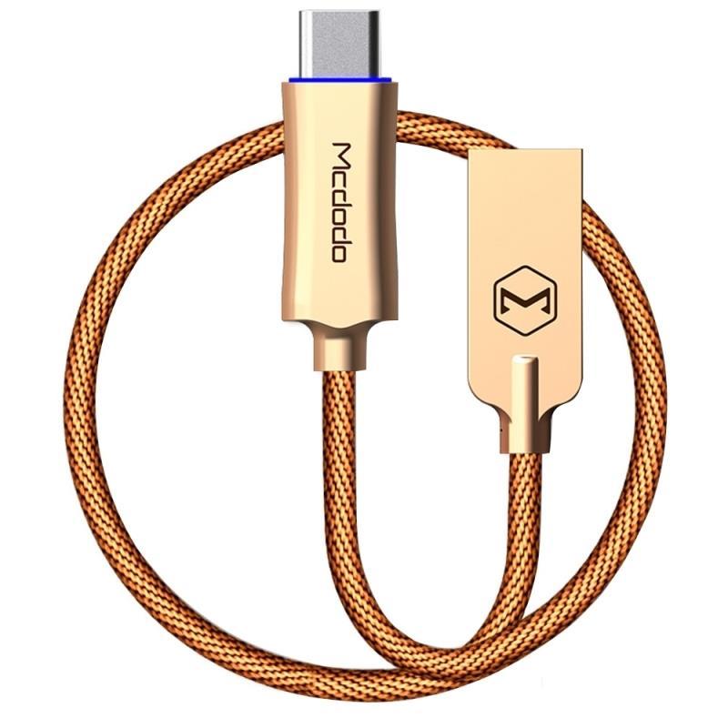 MCDODO CA-288 Type-C Qualcomm QC 3.0 Quick Charge Cable
