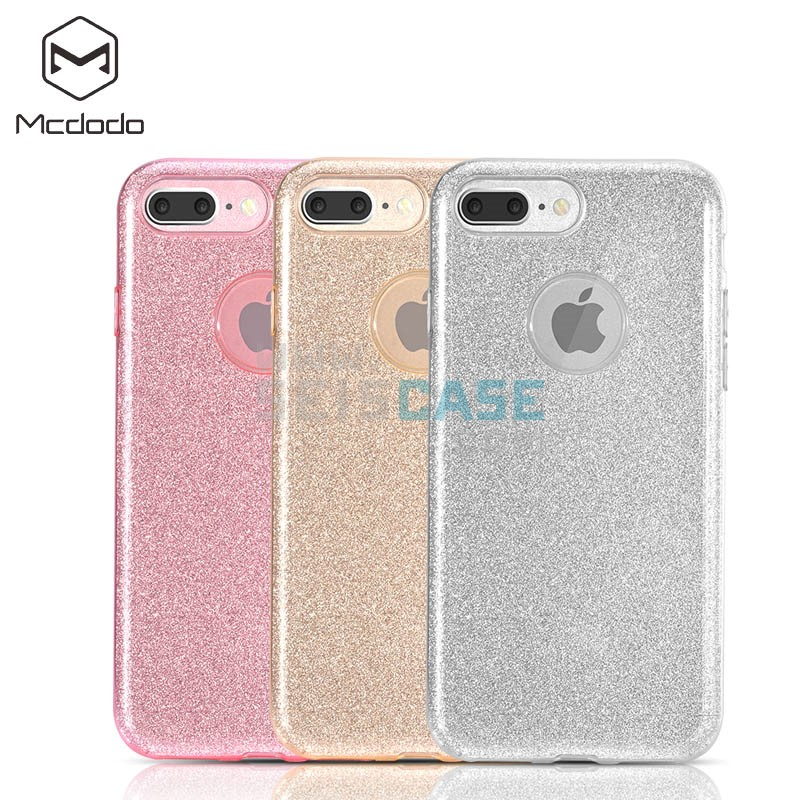 603206725e5e MCDODO Diamond Series Bling Sparkle Glitter Hard Case iPhone 7 8 Plus. ‹ ›
