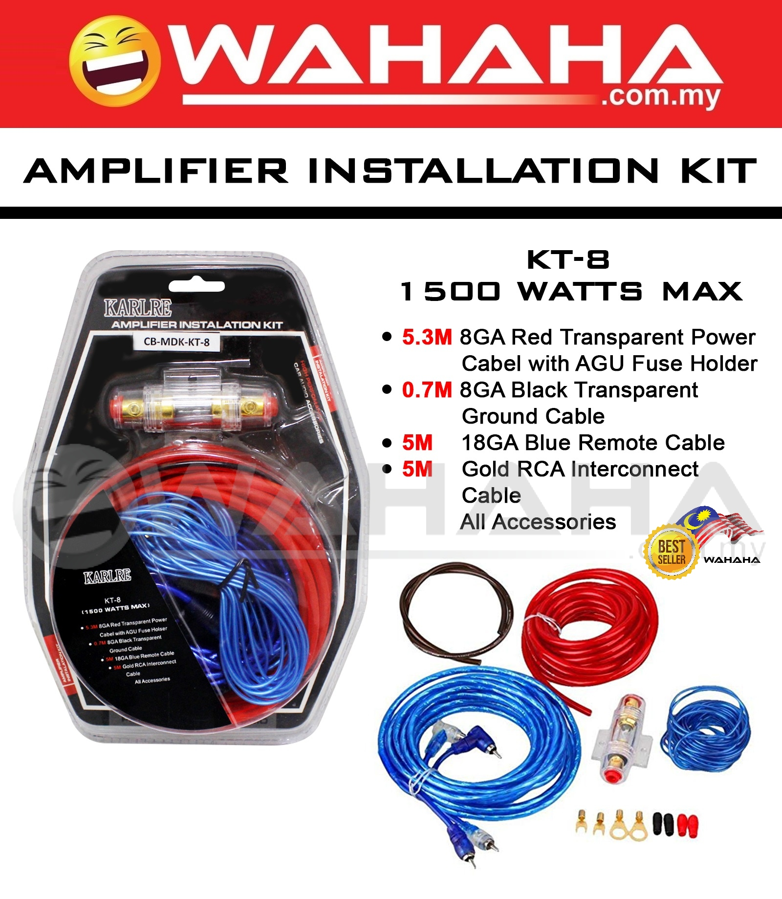 What Wiring Kit Do I Need For Amp on