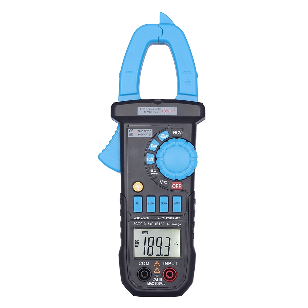 Measuring Tools - BSIDE Acm03 PLUS 400a Digital Auto Range Ac / Dc Cla..