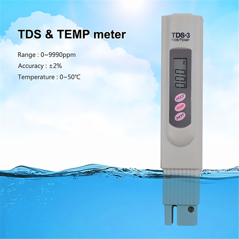 Measuring Tools? - Water Quality Test Pen - Hm Digital Tds-3 Handheld ..