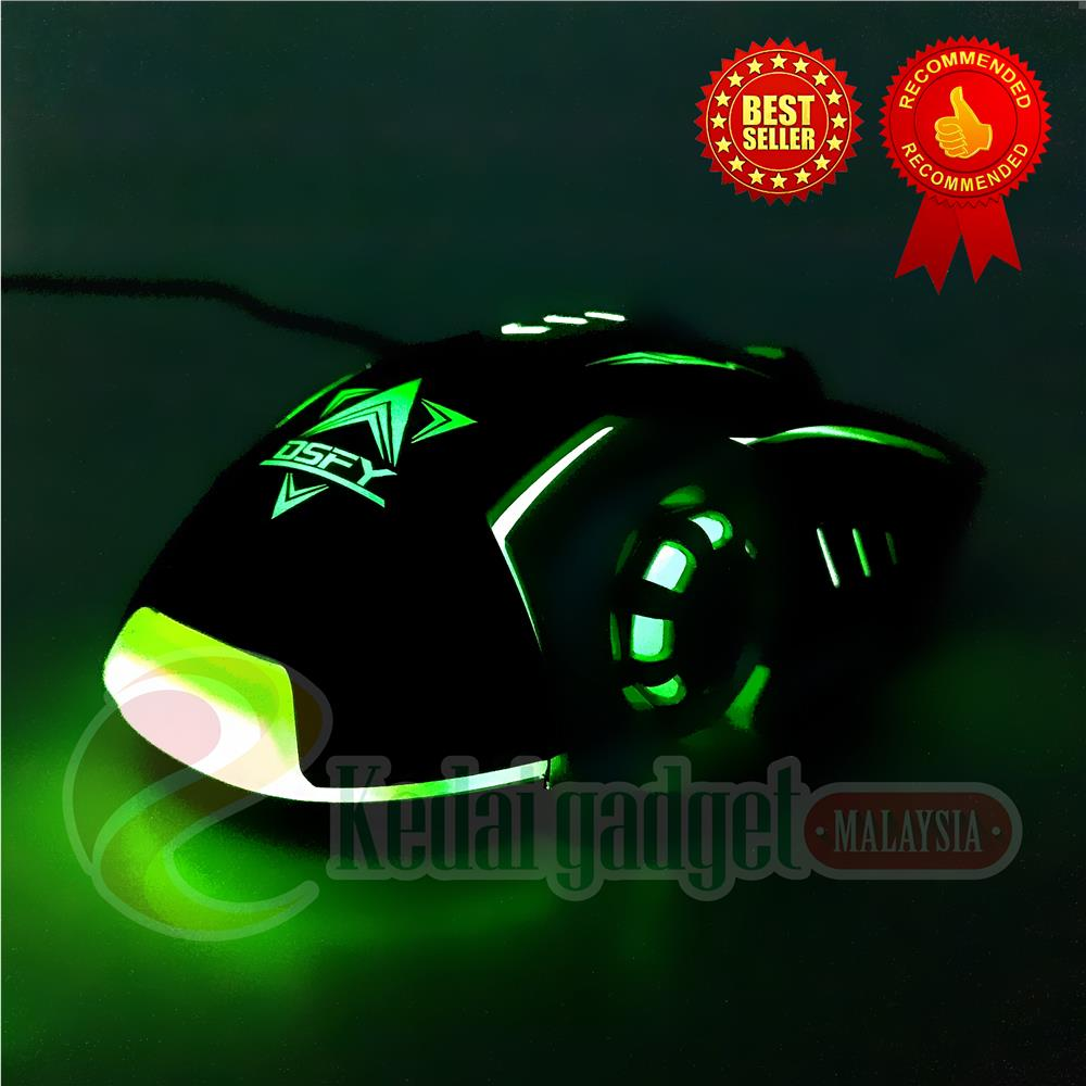 6c5a3be27a9 Mebao LED Gaming Mouse (end 1/30/2019 5:15 PM)