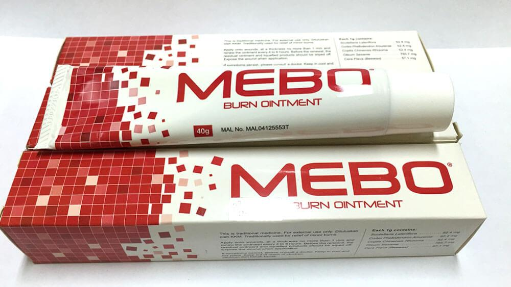 Mebo Burn Ointment 40g End 832019 933 Pm