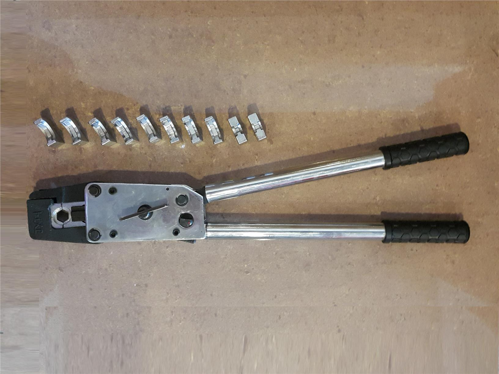 Mechanical Cyinp Connection Pliers id002330