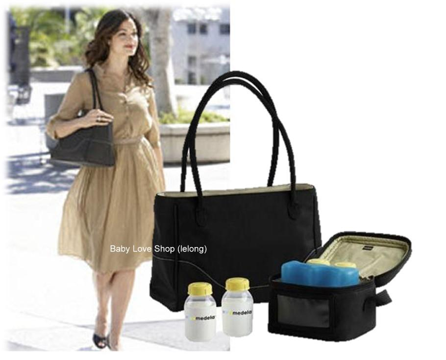 Medela Citystyle T Pump Bag Stylish Convenient