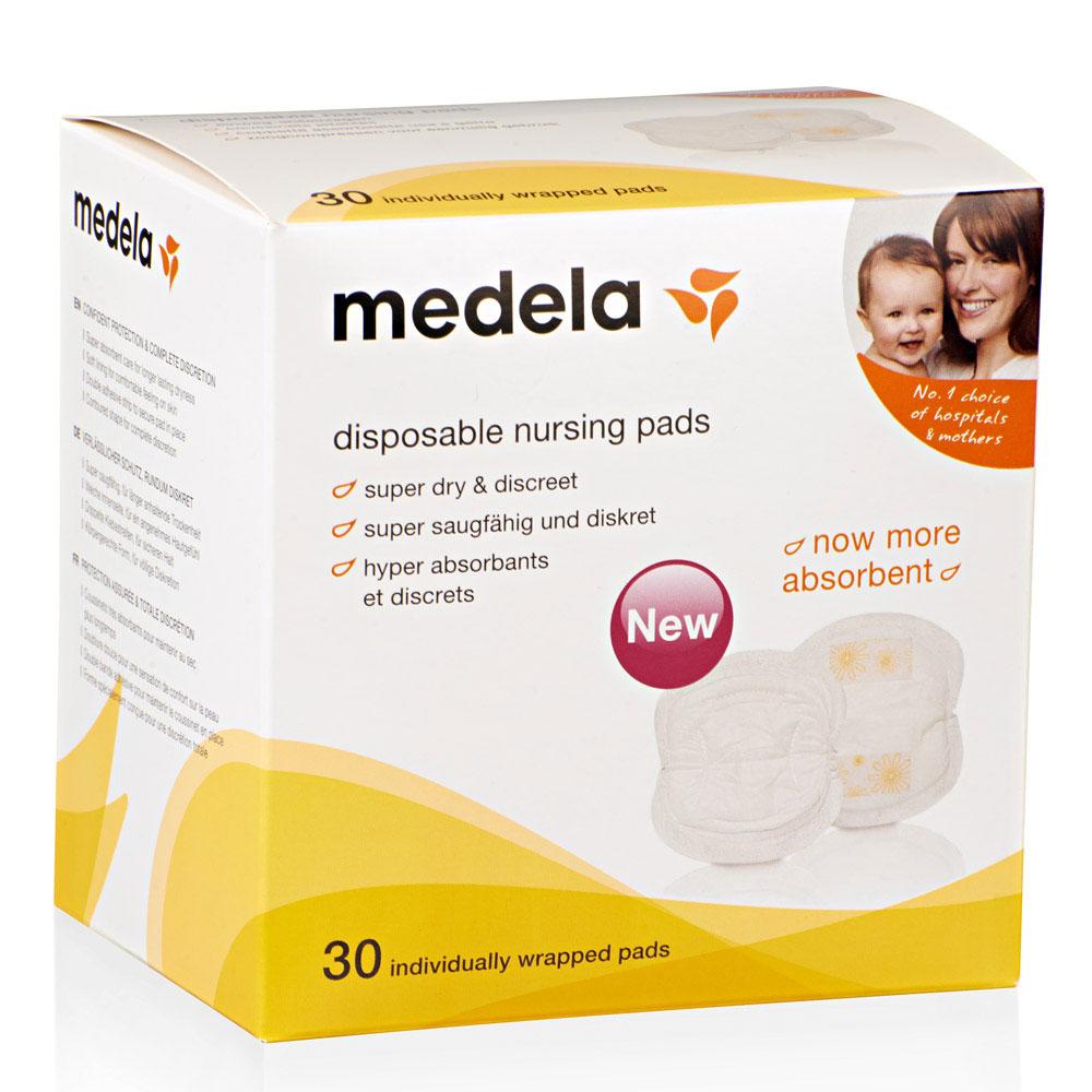 Image result for medela disposable nursing pads