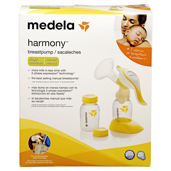 MEDELA  Harmony Single Manual Breas (end 8 7 2020 10 38 PM) 24cdb9d8e155b