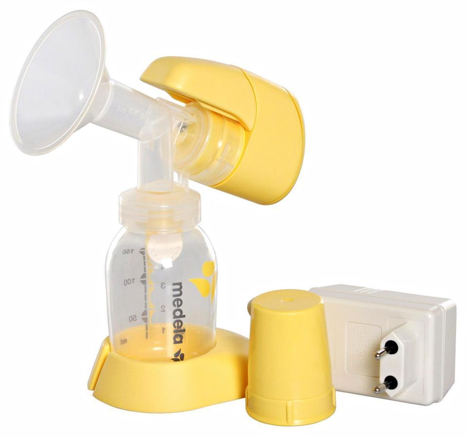 Breast medela pump single