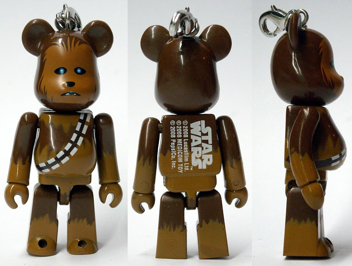 Medicom Toy Star Wars Kubrick - Chewbacca