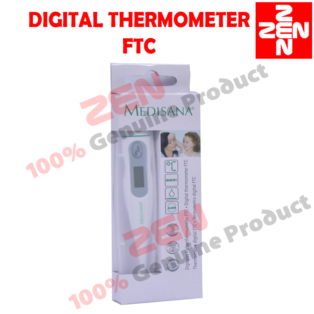 Medisana Digital Thermometer Ftc End 4 20 2020 902 Pm Electronic Circuit